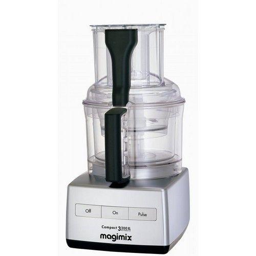 Magimix 3200XL Mat Chroom