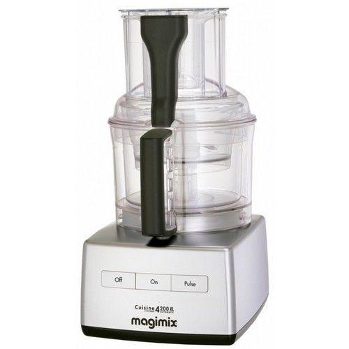 Magimix 4200XL Mat Chroom