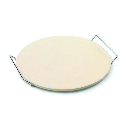 Pizzasteen met standaard