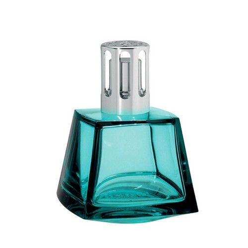 Lampe Berger Polygone Bleue
