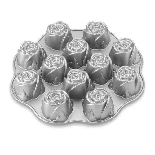 Nordic Ware Sweethart Rose Pan