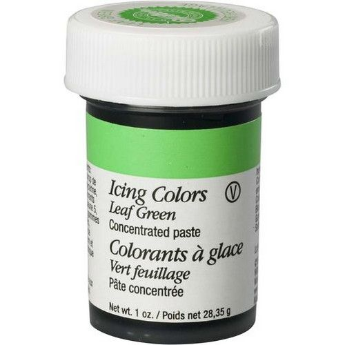 Wilton Icing Color Leaf Green - Groen