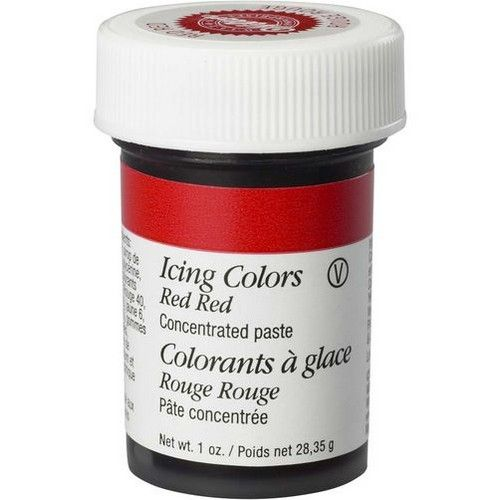 Wilton Icing Color Red - Rood