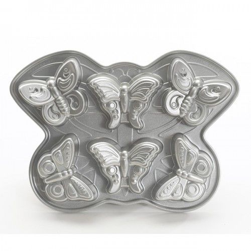 Nordic Ware Butterfly Cakelete Pan