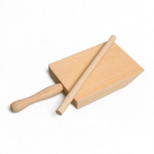 Eppicotispai Ribbelplank voor Gnocchi