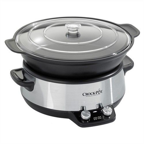 Sauté Slowcooker 6