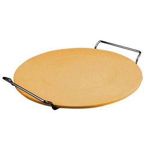 Ibili Pizzasteen met standaard
