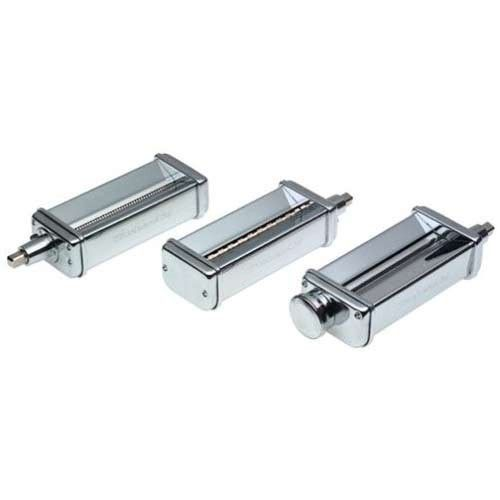 KitchenAid Accessoires Set met Pastaroller en snijder