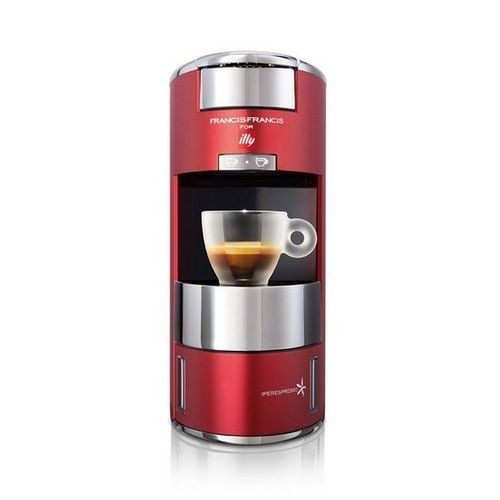 Illy Home X9 Rood