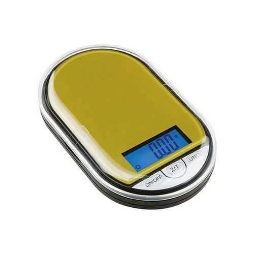 Cosy & Trendy Precisieweegschaal - Geel - 200GR