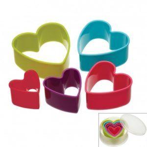 Hartvorm uitstekers
